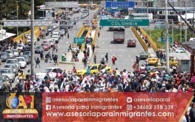 Ecuador extendió un mes declaratoria de emergencia por inmigración venezolana