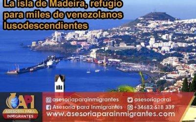 La isla de Madeira, refugio para miles de venezolanos lusodescendientes