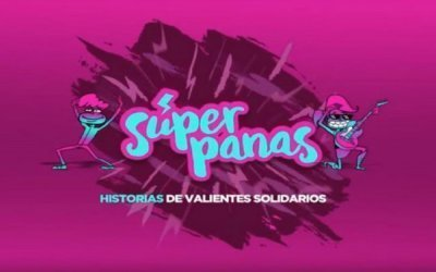 """Súper Panas"", miniserie para promover el respeto a inmigrantes venezolanos"
