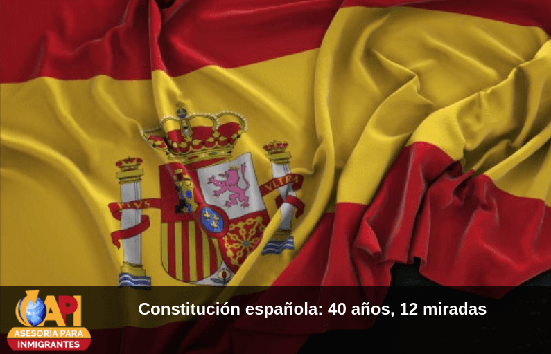 Constitución española: 40 años, 12 miradas