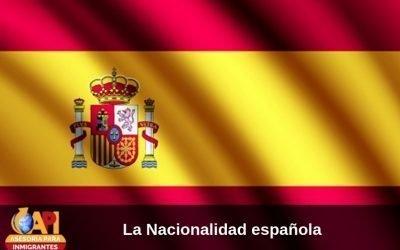 La Nacionalidad española