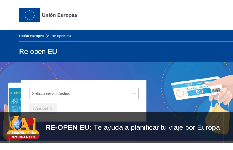 REOPEN EU