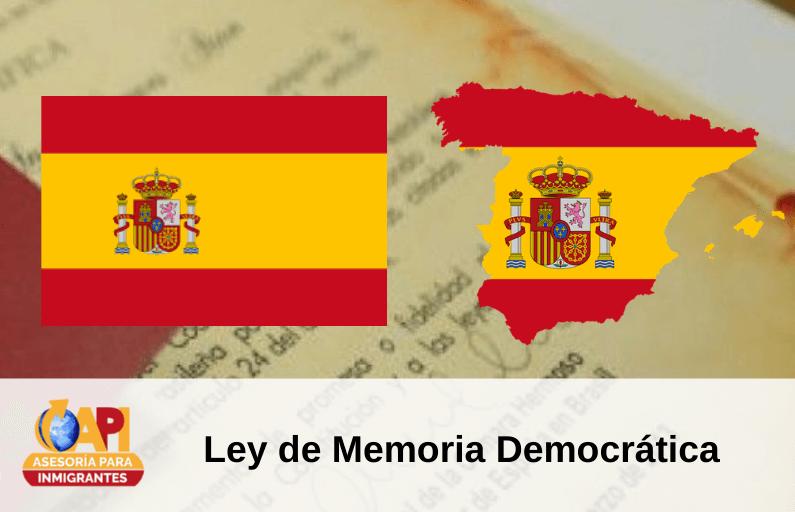ley memoria democrática 2021