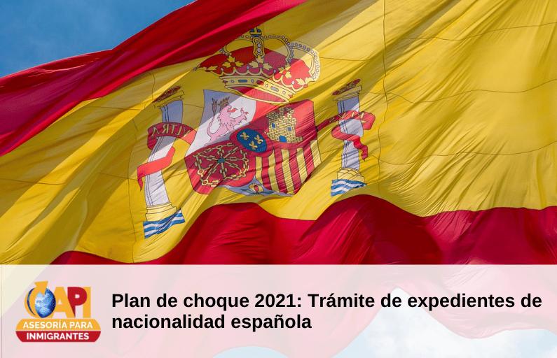 plan choque 2021